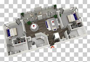 Loft Studio Apartment Bedroom House PNG