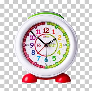 Alarm Clocks EasyRead Time Teacher ERAC-COL-PT Alarm Clock PNG