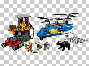 Amazoncom Lego City Lego 60141 City Police Station Toy Png Clipart