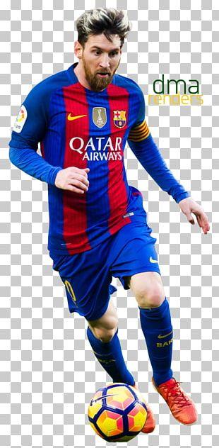 Lionel Messi FC Barcelona La Liga Real Madrid C.F. Football Player PNG
