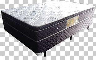 Bed Frame Mattress Box-spring PNG