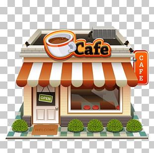 Cafe Cappuccino Coffee Restaurant PNG