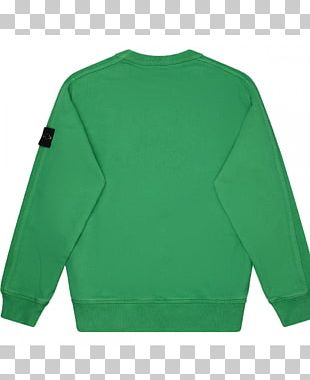 Sleeve T-shirt Sweater Kenzo Green PNG