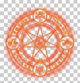 Magic Spell Symbol PNG