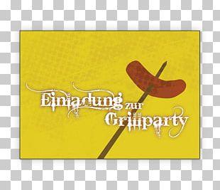 Wedding Invitation Barbecue Grilling Paper Convite PNG