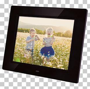 Digital Photo Frame Display Resolution Digital Data Thin-film Transistor PNG