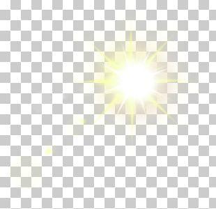 Light Glare Lens Flare PNG