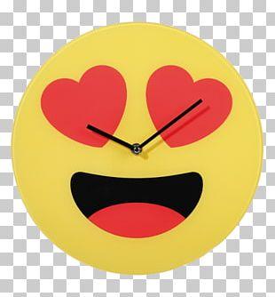 Emoji Emoticon Smiley Heart Laughter PNG