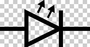 Light-emitting Diode Electronic Symbol PNG