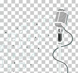 Microphone Music Icon PNG