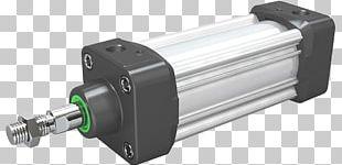 Pneumatic Cylinder Pneumatics Hydraulics Parker Hannifin PNG