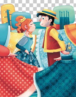 The Swineherd Hans Christian Andersen Illustrator Fairy Tale Illustration PNG