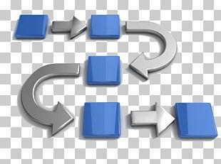 Process Flow Diagram Business Process Management Workflow Flowchart PNG