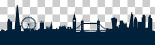 Skyline Silhouette City Of London Palace Of Westminster PNG