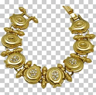 Earring Gold Body Jewellery Necklace Bracelet PNG