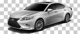 2018 Lexus ES 300h Sedan Car Lexus GS Luxury Vehicle PNG