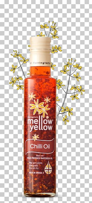 Food Chili Oil Infusion Rapeseed PNG