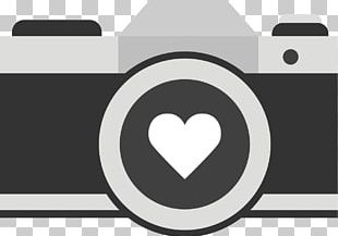 Flat Design Camera Photography PNG