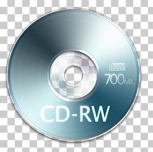 CD-RW Compact Disc DVD Recordable Optical Disc Packaging PNG