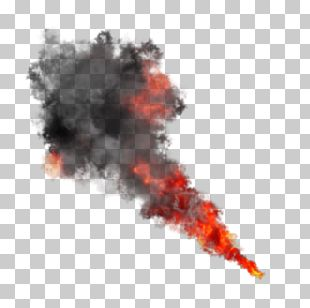 Explosion Flame PNG