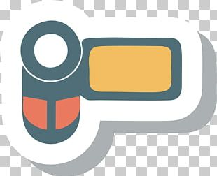 Drawing Video Camera Icon PNG