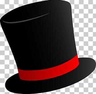 Willy Wonka Top Hat Party Hat PNG