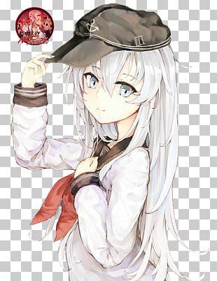 Anime Kantai Collection Pixiv Fan Art PNG