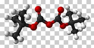 Di-tert-butyl Dicarbonate Butyl Group Molecule Tert-Butyloxycarbonyl Protecting Group PNG