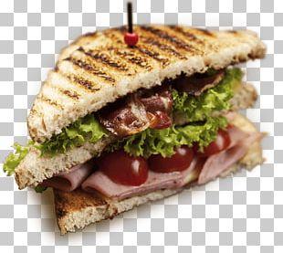 Ham And Cheese Sandwich BLT Club Sandwich Pan Bagnat Ham Sandwich PNG