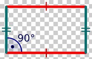 Area Square Mathematics Perimeter Rectangle PNG