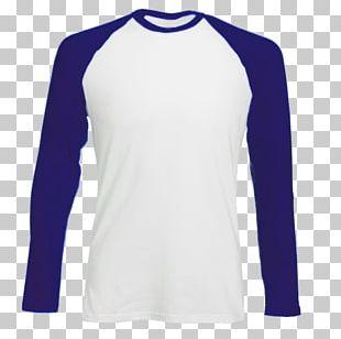 Long-sleeved T-shirt Hoodie Raglan Sleeve PNG
