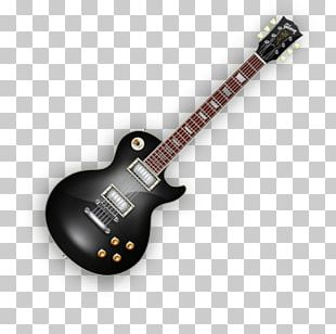 Acoustic Electric Guitar Plucked String Instruments Guitar Accessory PNG