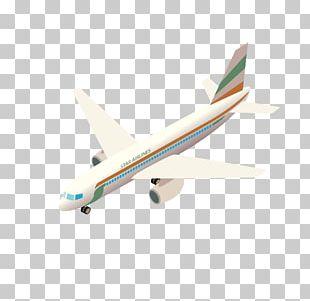 Airplane Narrow-body Aircraft Car PNG