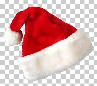 Santa Claus Santa Suit Cap Hat Christmas Day PNG