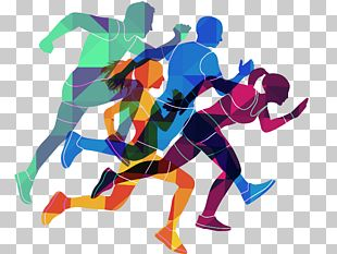Resolution Run Running Logo PNG