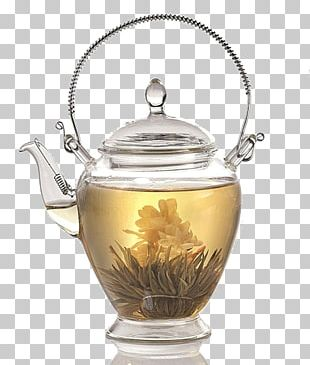 Teapot Glass Kettle Coffee PNG