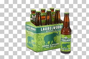 Beer Bottle Laurelwood Pub And Brewery India Pale Ale Founders Brewing Company PNG
