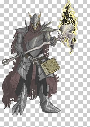 Knight Armour Legendary Creature PNG