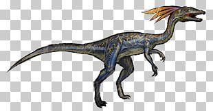 ARK: Survival Evolved Compsognathus Dimorphodon Spinosaurus Dinosaur PNG