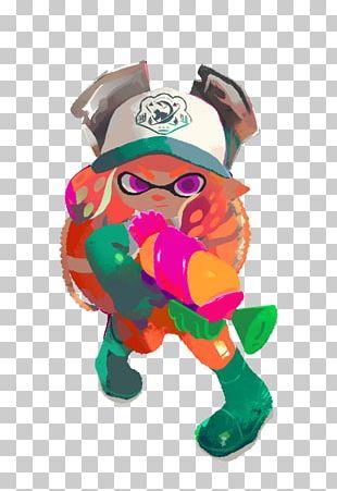 Splatoon 2 Nintendo Switch Salmon Run Chum Salmon PNG