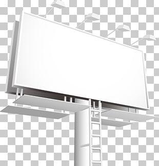 Billboard Advertising PNG
