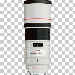 Camera Lens Canon EF 300mm Lens Canon EF Lens Mount Canon EF-S 17–55mm Lens Canon EF 300mm F/4L IS USM PNG
