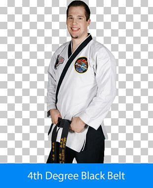 Dobok Tang Soo Do Taekwondo Karate ATA Martial Arts PNG