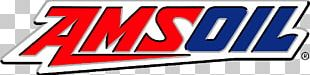 Car Amsoil Synthetic Motor Oil Synthetic Oil Decal PNG