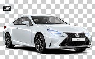 Second Generation Lexus IS Car Lexus RC 300 F-Sport Lexus RX PNG