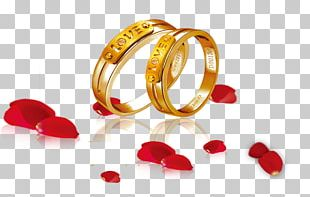 Wedding Ring Bride PNG