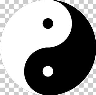 Yin And Yang Taijitu PNG