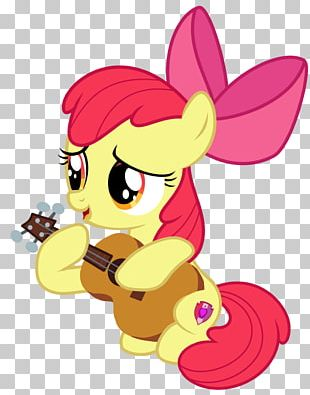 Apple Bloom Applejack Pony PNG