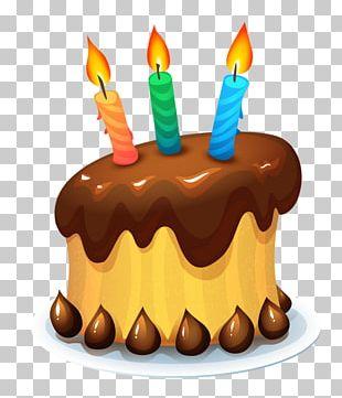 Birthday Cake Chocolate Cake Wedding Cake Cupcake PNG