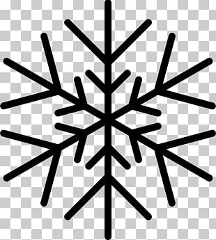 Snowflake Christmas Ice PNG